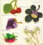 книга 100 вязаных цветов скачать бесплатно