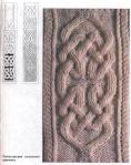 аранское вязание кельтский орнамент