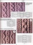 ирландское вязание схемы вязания цепей